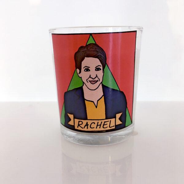 Rachel Maddow Candle