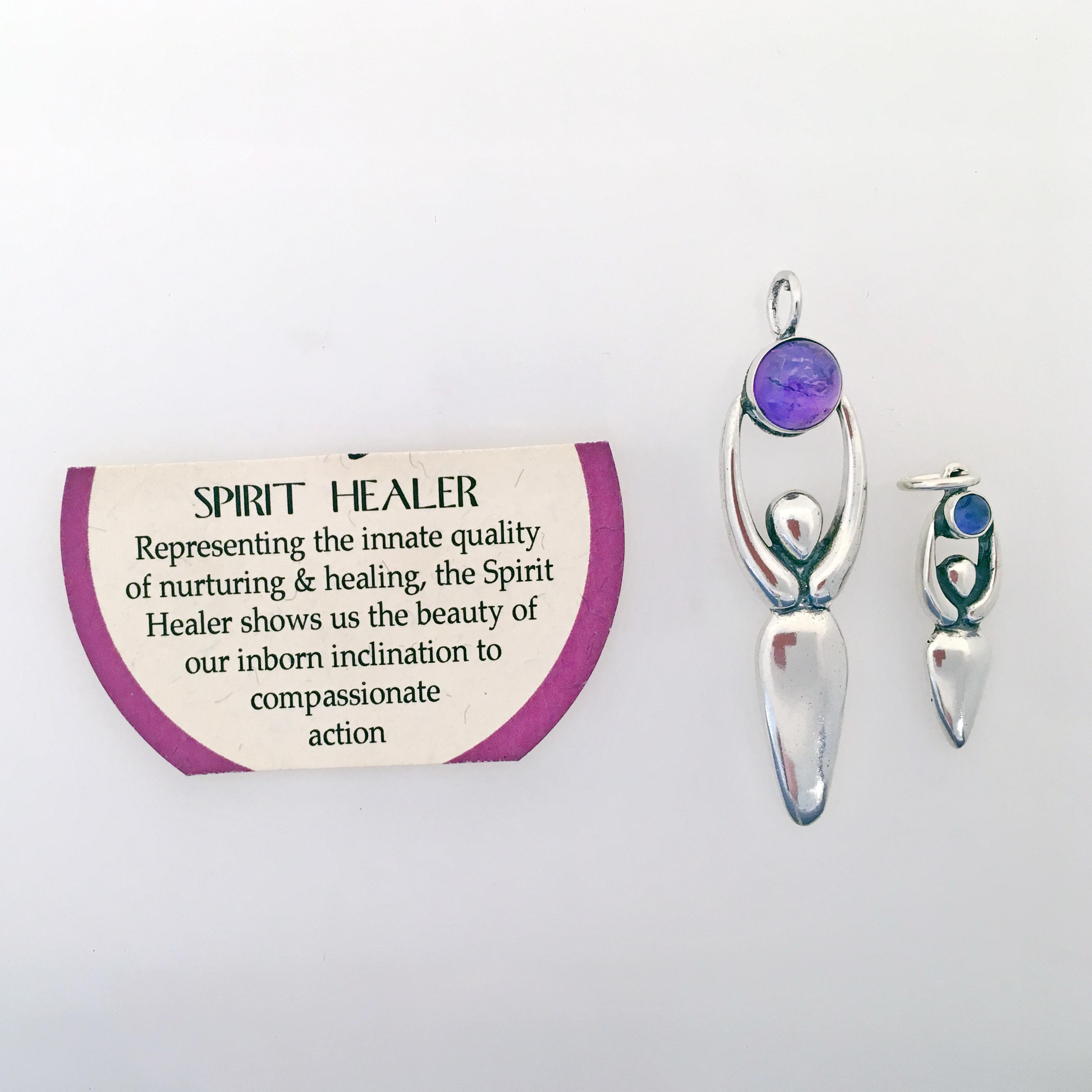 Spirit Healer Pendant